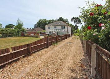 4 bed detached house for sale in Sway Road, Pennington, Lymington SO41