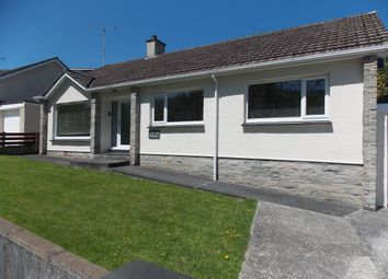 Thumbnail 3 bed bungalow to rent in Meadowside, Launceston