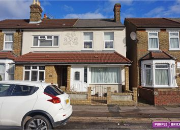 Thumbnail 3 bed end terrace house for sale in George Street, Romford