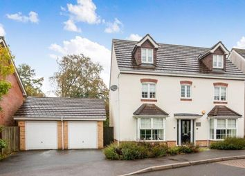Thumbnail 5 bed detached house for sale in Beggarwood, Basingstoke, Hampshire