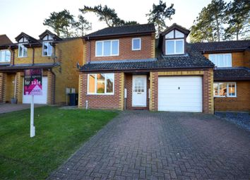 Thumbnail 4 bed detached house for sale in Chamberlain Way, Raunds, Northamptonshire