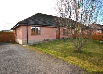 Thumbnail 3 bed bungalow for sale in Mansefield Park, Kirkhill, Inverness
