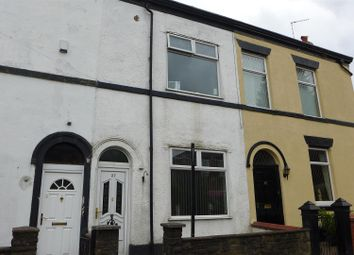 Thumbnail 3 bed terraced house for sale in Bury Old Road, Heywood