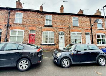 Thumbnail 2 bed terraced house for sale in Gaskell Street, Stockton Heath, Warrington