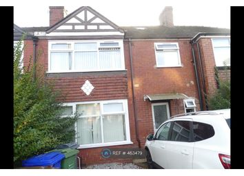 Thumbnail 4 bed terraced house to rent in Manchester, Manchester