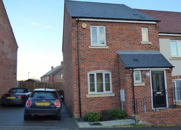 Thumbnail 3 bed semi-detached house for sale in Brampton Grange Drive, Daventry