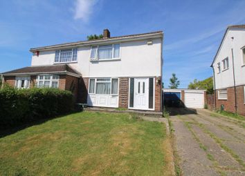3 bed semi-detached house for sale in Filbert Crescent, Crawley RH11