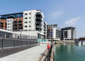 Thumbnail 1 bed flat to rent in Blake Building, Ocean Way, Southampton