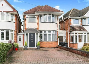 Thumbnail 3 bed detached house for sale in Palmvale Croft, Sheldon, Birmingham, West Midlands