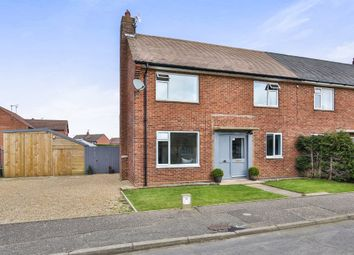 Thumbnail 3 bedroom semi-detached house for sale in Lancaster Road, Sculthorpe, Fakenham
