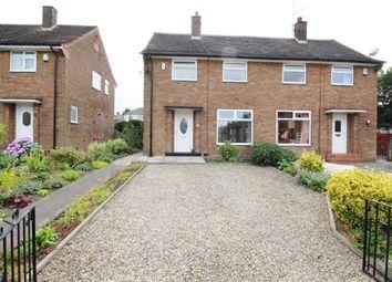 Thumbnail 2 bedroom semi-detached house for sale in Swinnow Walk, Leeds