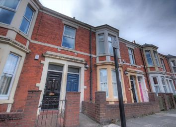 Thumbnail 4 bed flat for sale in Forsyth Road, Jesmond, Newcastle Upon Tyne