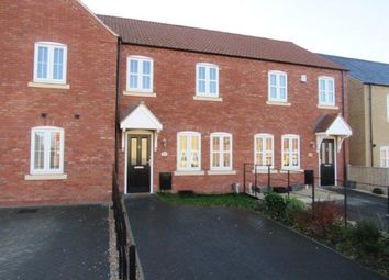 Thumbnail 3 bed town house to rent in Pitsford Close, Waddington, Lincoln