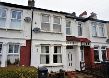 Thumbnail 4 bed terraced house for sale in Capri Road, Croydon