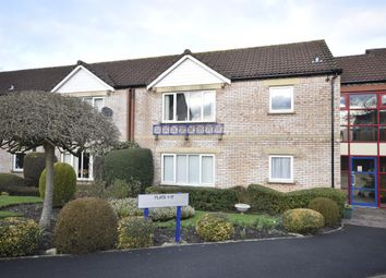 Thumbnail 2 bed flat for sale in Fairacres Close, Keynsham, Bristol