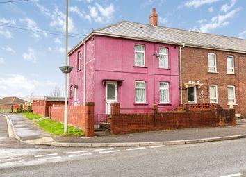 3 bed end terrace house for sale in Sarn Hill, Sarn, Bridgend CF32