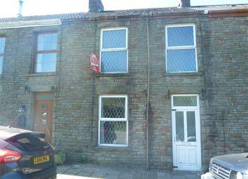 Thumbnail 4 bed terraced house for sale in Bryn Terrace, Llangywnyd, Maesteg, Mid Glamorgan