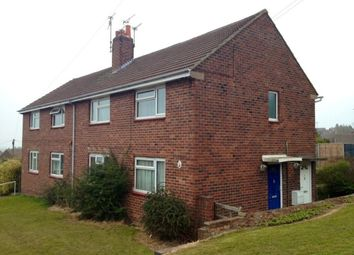 Thumbnail 1 bed flat to rent in Kingston Road, Winshill, Burton Upon Trent, Staffordshire
