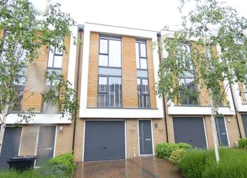 Thumbnail 4 bed town house for sale in Firepool View, Taunton
