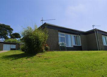 Thumbnail 2 bedroom semi-detached bungalow for sale in Kilkhampton, Bude