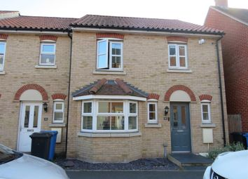 Thumbnail 4 bed end terrace house for sale in Fulham Way, Ipswich