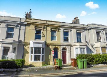Thumbnail 5 bed terraced house for sale in North Road West, Plymouth