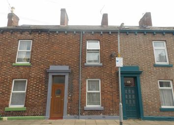 Thumbnail 2 bed terraced house for sale in Silloth Street, Carlisle, Carlisle