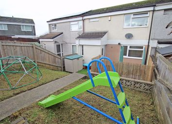 Thumbnail 2 bed terraced house for sale in Galsworthy Close, Manadon, Plymouth