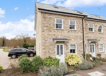 Thumbnail End terrace house to rent in Molewood Road, Hertford