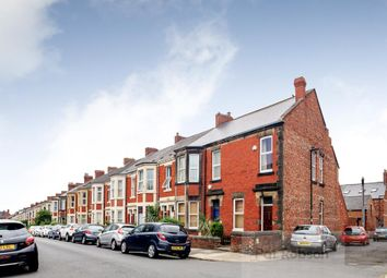 Thumbnail 4 bed flat to rent in Tosson Terrace, Heaton, Newcastle Upon Tyne