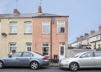 Thumbnail 2 bed end terrace house for sale in Manchester Street, Newport