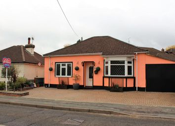 Thumbnail 3 bed detached bungalow for sale in Shawfield Road, Ash