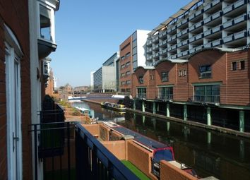 Thumbnail 3 bed town house to rent in Symphony Court, Birmingham