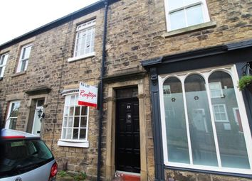 Thumbnail 2 bed terraced house to rent in Shrigley Road, Bollington, Macclesfield