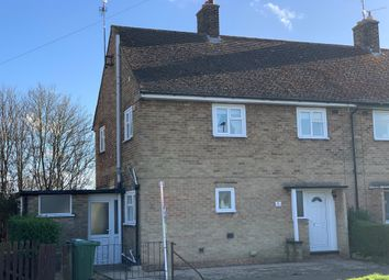 Thumbnail 3 bed semi-detached house for sale in Holmes Road, Glinton, Peterborough