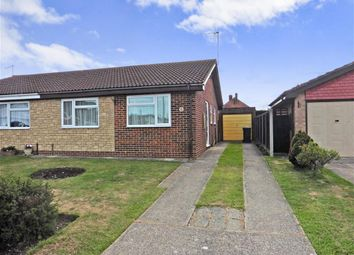 Thumbnail 2 bed semi-detached bungalow for sale in Lawrence Gardens, Herne Bay, Kent