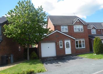 Thumbnail 3 bed detached house to rent in James Atkinson Way, Crewe