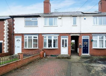Thumbnail 2 bedroom terraced house for sale in Swinston Hill Road, Dinnington, Sheffield