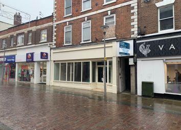 Thumbnail Retail premises to let in Silver Street, Gainsborough