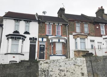 Thumbnail 3 bed terraced house for sale in 113 Magpie Hall Road, Chatham, Kent