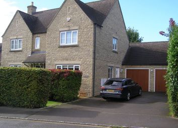Thumbnail 5 bed detached house to rent in Broadmarsh Lane, Freeland, Witney