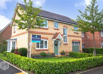 Thumbnail 4 bed detached house for sale in Coral Road, Worsley, Manchester