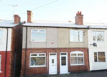 Thumbnail 3 bed end terrace house for sale in Ridgeway Lane, Warsop, Nottinghamshire