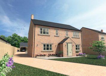 Thumbnail 6 bed detached house for sale in The Fallow, Barley Court, Staveley
