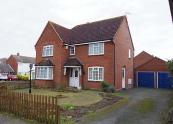 Thumbnail Detached house to rent in Long Melford, Sudbury, Suffolk