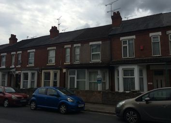 Thumbnail 1 bed flat to rent in Terry Road, Coventry