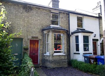 Thumbnail 3 bed terraced house to rent in Laceys Lane, Exning, Newmarket