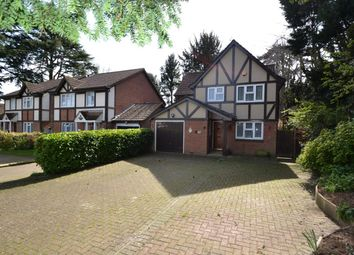 Thumbnail 4 bedroom detached house for sale in Charlton Close, Hoddesdon