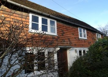 Thumbnail 3 bed semi-detached house to rent in Pell Green, Wadhurst