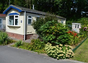 Thumbnail 2 bed mobile/park home for sale in Waterfall Mews, Ham Manor Park, Llantwit Major